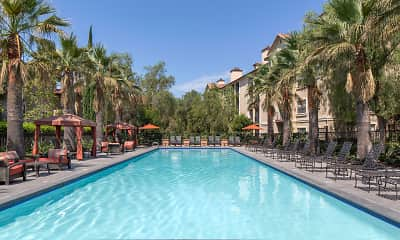Pool, Monte Vista, 1