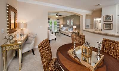 Living Room, Camden Peachtree City, 1