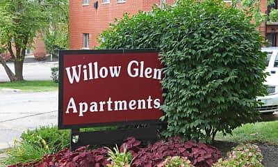 Community Signage, Willow Glen, 2