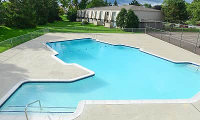 Pool, Waterview Farms, 1