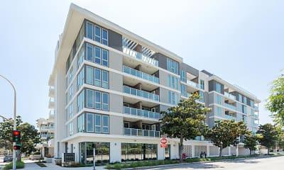 Building, Theo Pasadena, 1