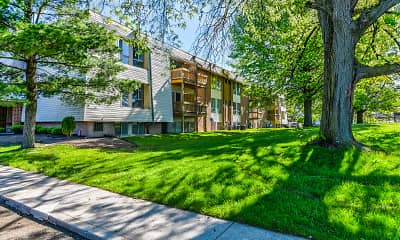 Building, Whispering Oaks Apartments, 0