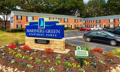 Community Signage, Mariners Green, 0