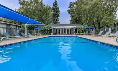 Pool, Briarwood, 1