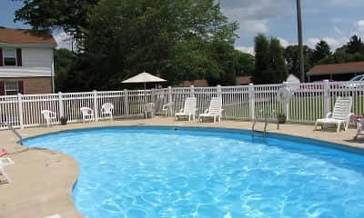 Pool, Hickory Arms/Penngrove Village, 0