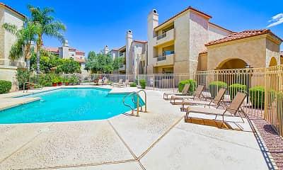 Pool, Ventana Apartments, 2
