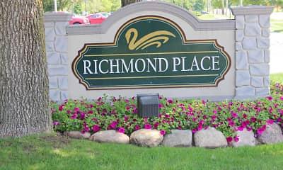 Community Signage, Richmond Place, 1