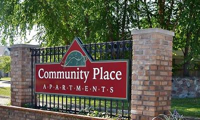 Community Signage, Community Place, 0