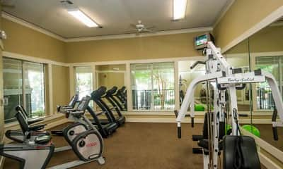 Fitness Weight Room, Heritage Pointe, 2