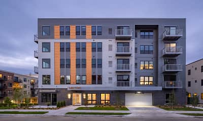 Building, Metric Apartments, 0