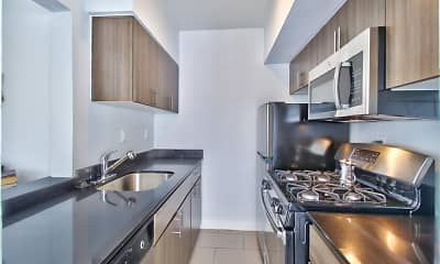 Kitchen, 801 Turney, 0