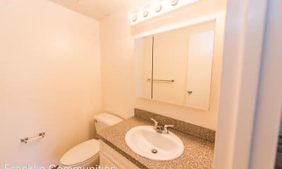 Bathroom, Whitney Towers, 2