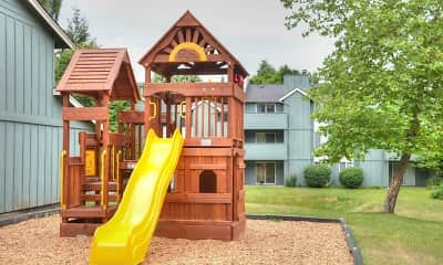 Playground, Olympic Heights, 1