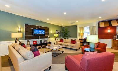 Living Room, City Heights at Skyland, 0