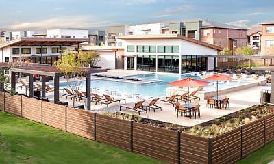 Pool, The Davis, 1