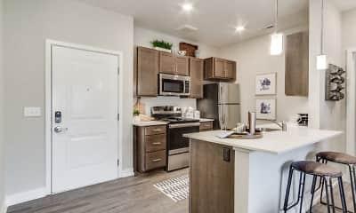Kitchen, Montgomery Place, 0