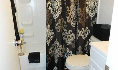 Bathroom, Azalea Park, 2