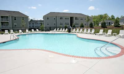 Pool, The Pointe at Peters Creek, 1