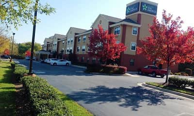 Building, Furnished Studio - Baltimore - Glen Burnie, 0