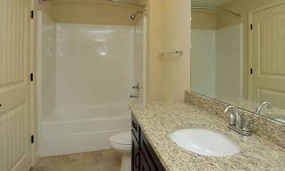 Bathroom, Anderson House Apartments, 2