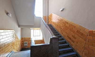 Foyer, Entryway, Hopewell Lofts, 1