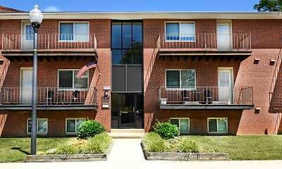 Building, Winston Apartments, 0