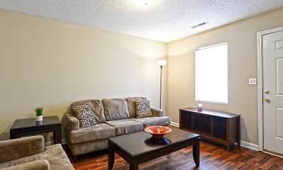 Living Room, Piedmont Manor, 1