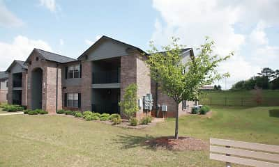 Building, Heron Cove I Apartment Homes, 1