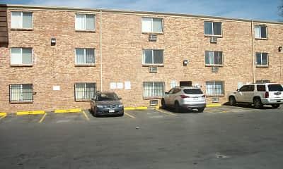 Building, Falcon Apartments, 0
