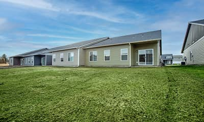 Building, West Meadows Villas, 1