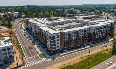 Building, Trilogy Chapel Hill, 2