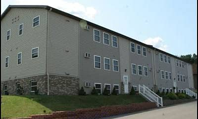 Building, Holly Brook Apartments, 0