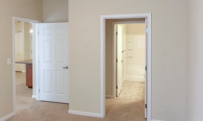 Bedroom, Lakeville Woods Apartments, 2