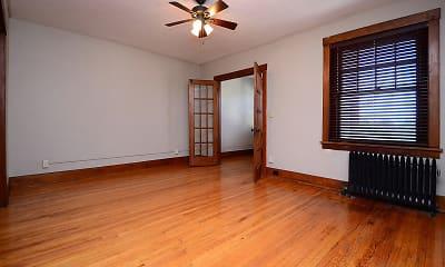 Living Room, Lancaster Flats, 2