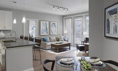 Living Room, AVE Blue Bell, 1