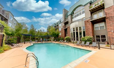 Pool, 808 Berry Place, 0