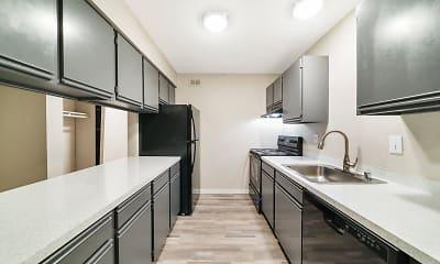 Kitchen, Samish Bay Flats, 0