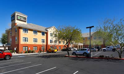 Building, Furnished Studio - Phoenix - Deer Valley, 0