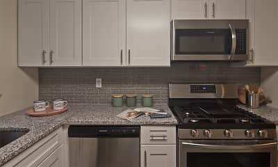 Kitchen, The Avalon Apartment Homes, 1