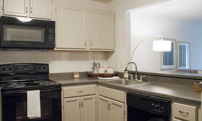 Kitchen, Maryland Park, 1
