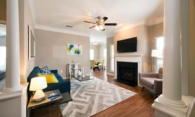 Living Room, Legacy Ballantyne, 0