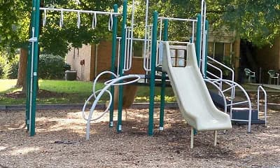 Playground, Brookwood Apartments, 2