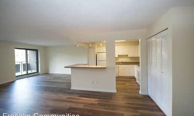 Living Room, Chestnut Hill South, 1