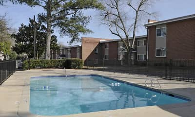 Pool, Lenox Woods, 0