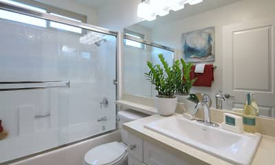 Bathroom, Seascape Apartment Homes, 2
