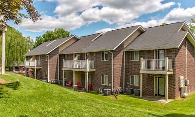 Building, Rogersville Villas, 0