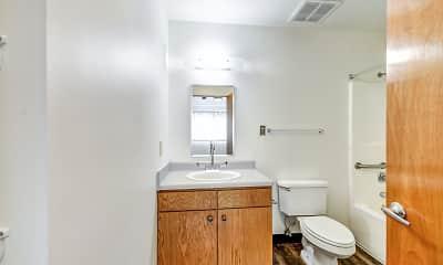 Bathroom, Gabriel Manor, 2