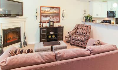 Living Room, Hartmann Plantation, 1