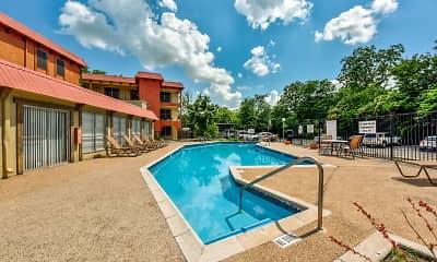 Pool, Kensington Green, 0