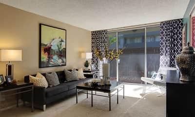 Living Room, Covina Grand, 1